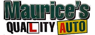 Maurices Quality Auto Logo